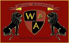 Wine Academy Never Stop Tasting Project